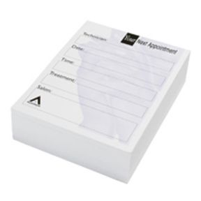 Agenda Beauty Appointment Cards x100 -Nails
