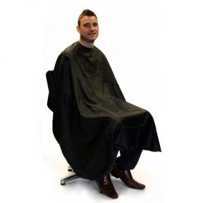 Hairtools Barber Gown - BLACK