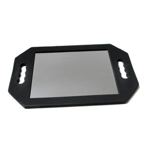Crewe Foam Mirror - Black