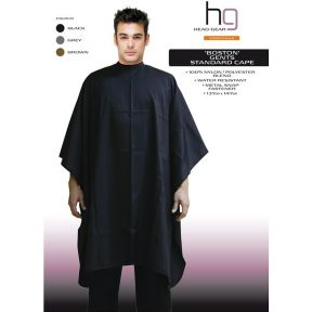 Boston Gents Standard Cape Black