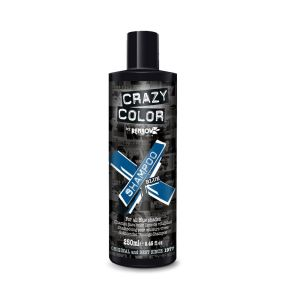 Crazy Colour Shampoo Blue 250ml