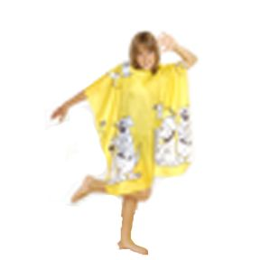 Hairtools Childrens Gown Yellow - DOGGY