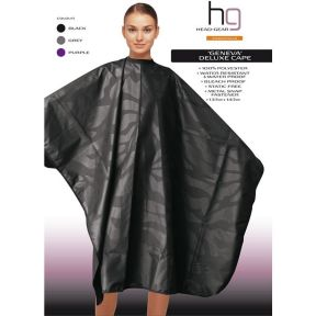Geneva Deluxe Cape Black