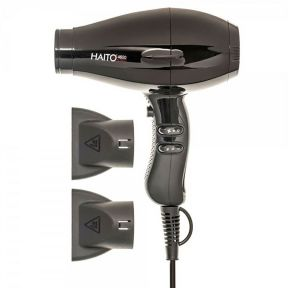 Haito Ionic Black Hairdryer