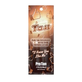 Irresistibly Tan 22ml Sachet