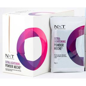 NXT Meche Lightening Powder Pack Of 3 Sachets