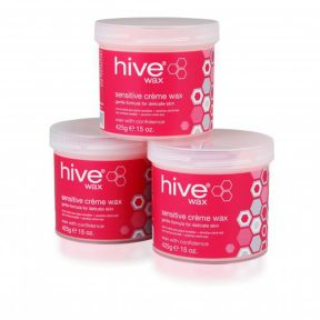 Hive Sensitive Crème Wax 3for2