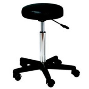 Agenda Stylist Stool Black