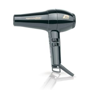 Parlux Super Turbo 2600 Hair Dryer - BLACK