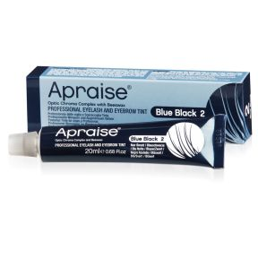 Apraise Eyebrow Eyelash Tint Blue/Black 20ml