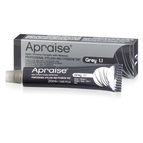 Apraise Eyebrow Eyelash Tint Grey 20ml